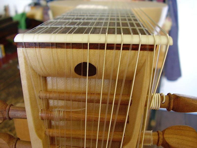 Arthur Robb Art Robb Luthier Lutes Guitars Repairs